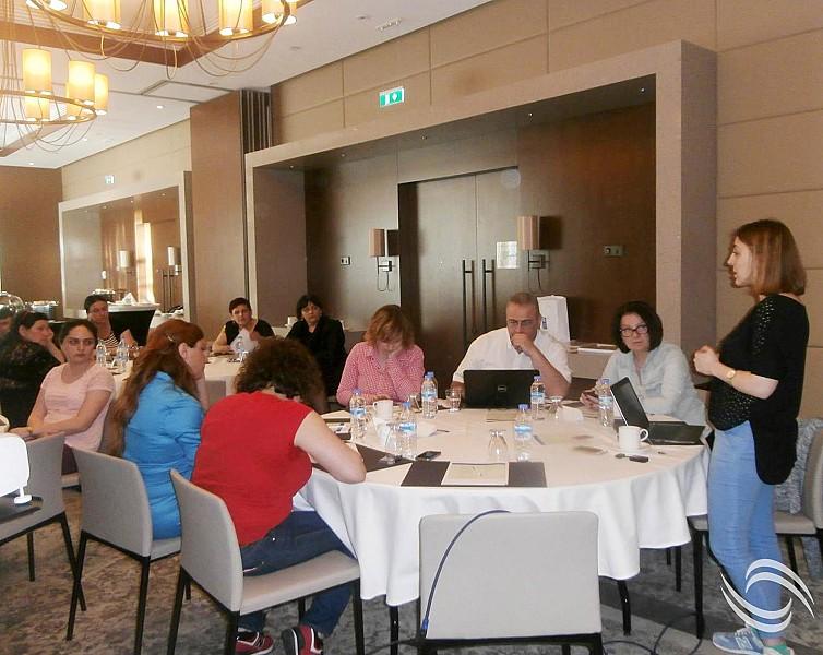 პროფესიული განათლების რეფორმის საკითხებზე სამუშაო შეხვედრები გაიმართა