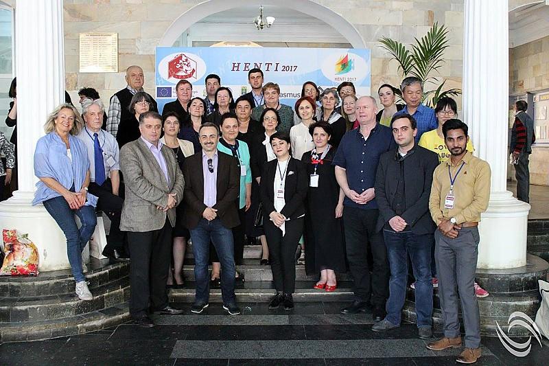 """საერთაშორისო კონფერენცია """"უმაღლესი განათლება – ახალი ტექნოლოგიები და ინოვაციები"""""""