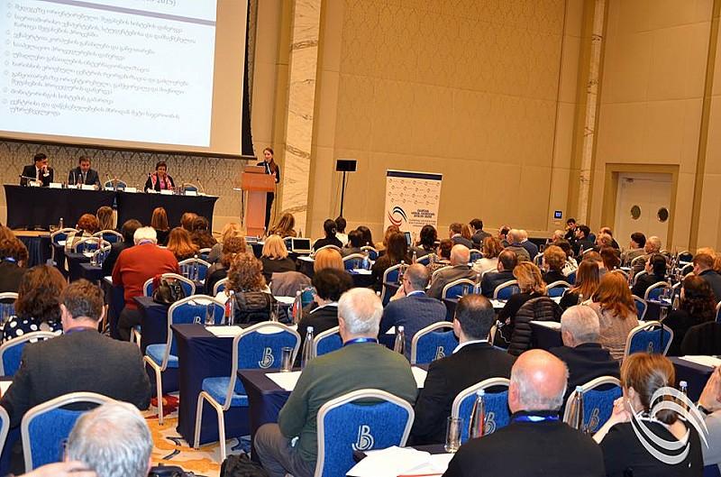 კონფერენცია უმაღლესი განათლების ხარისხის უზრუნველყოფის რეფორმა: შედეგები და შემდეგი ნაბიჯები გაიმართა