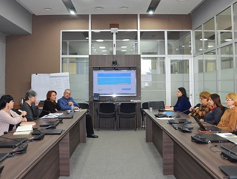 სამუშაო შეხვედრა პროფესიული საგანმანათლებლო დაწესებულებების ავტორიზაციის ახალ საბჭოსთან