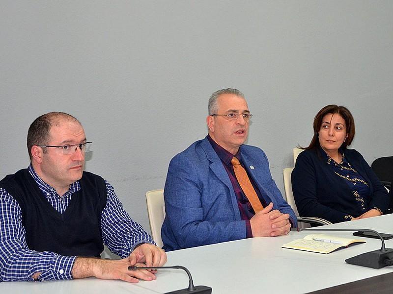 სამუშაო შეხვედრა ზოგადსაგანმანათლებლო დაწესებულებების ავტორიზაციის სტანდარტებთან დაკავშირებით