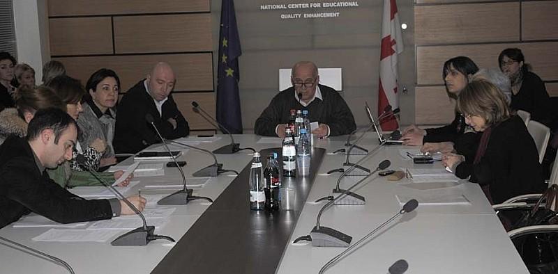 დაწესებულებები, რომლებსაც მიენიჭათ ავტორიზაცია საგანმანათლებლო დაწესებულებების ავტორიზაციის საბჭოს 2012 წლის 13 მარტის სხდომაზე