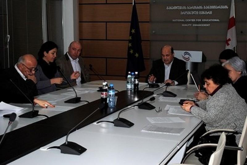 დაწესებულებები, რომლებსაც მიენიჭათ ავტორიზაცია საგანმანათლებლო დაწესებულებების ავტორიზაციის საბჭოს 2012 წლის 29 მარტის სხდომაზე