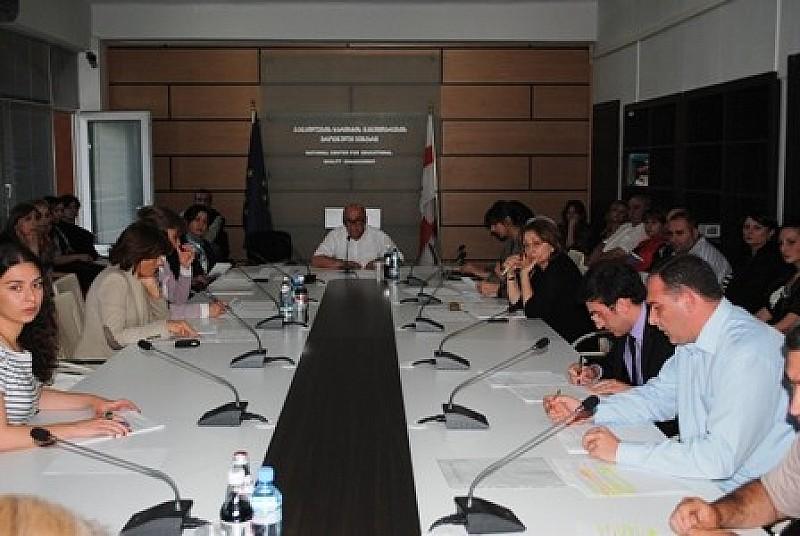 დაწესებულებები, რომლებსაც მიენიჭათ ავტორიზაცია საგანმანათლებლო დაწესებულებების ავტორიზაციის საბჭოს 2012 წლის 10 მაისის სხდომაზე