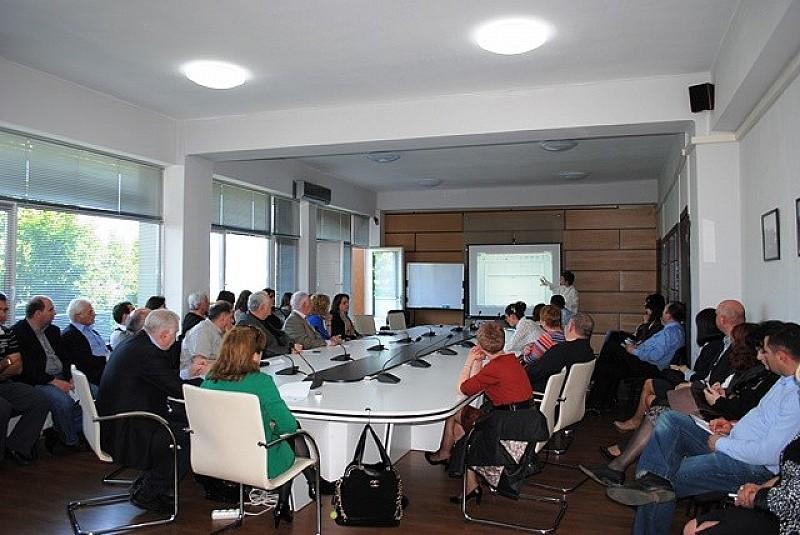 სამუშაო შეხვედრა საგანმანათლებლო პროგრამების აკრედიტაციის საბჭოს ფორმატისა და პრინციპების განსახილველად